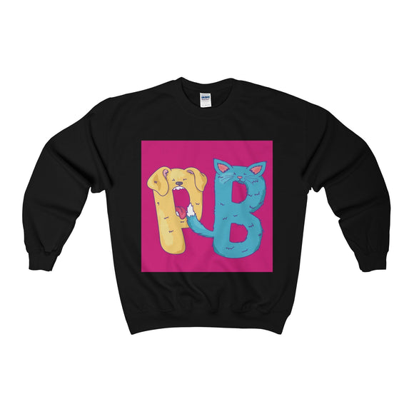 Sweatshirt - PetsBlvd Heavy Blend™ Adult Crewneck Sweatshirt