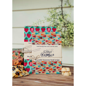 Beeswax Food Wrap - Single Wraps