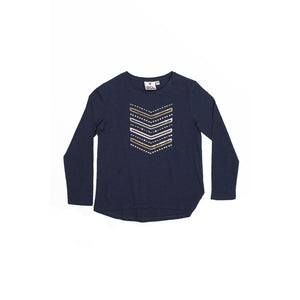 Long Sleeve Tee - Geo