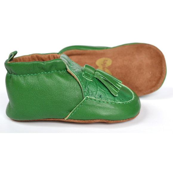 Croco Tasseled Loafer