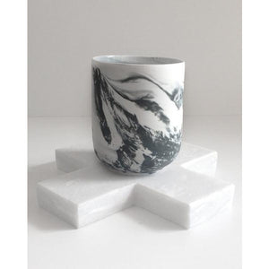 French Waterlily & Lemon - Marble