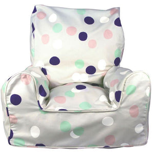 Pink Smartie Bean Chair