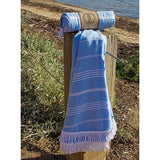 Round Turkish Towel - Bubblegum