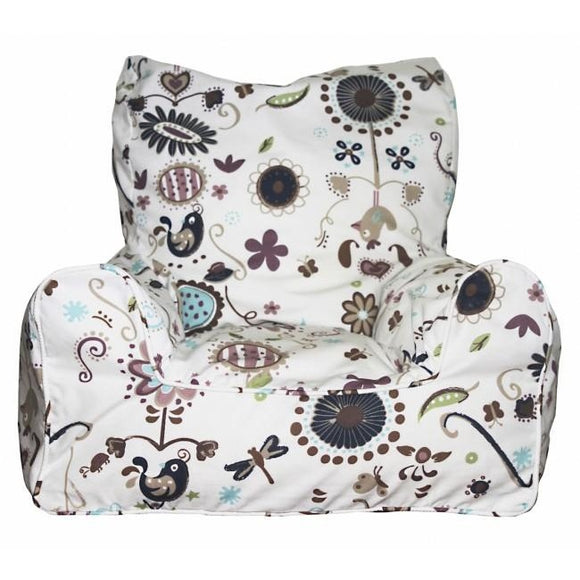 Bluebell Garden Bean Chair