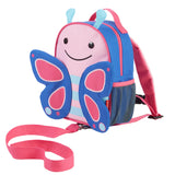 Skip Hop zoo safety harness butterfly bagpack