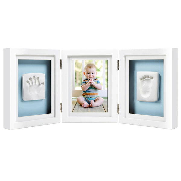 Pearhead baby prints deluxe desk frame