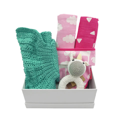 Mermaid tail gift set for girls