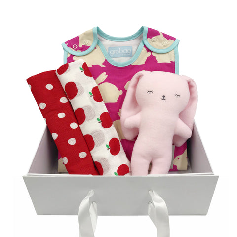 Sleepy head gift set for girls