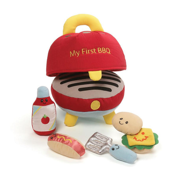 Baby Gund my first BBQ playset