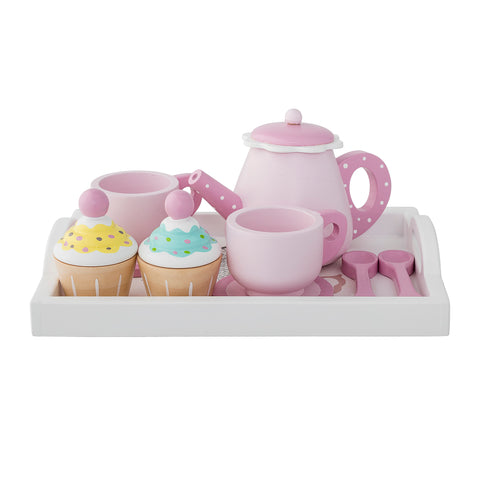 Bloomingville tea time wood play set