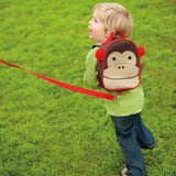 Skip Hop zoo safety harness monkey bagpack
