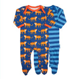Toby Tiger tiger babygrows 2 pack