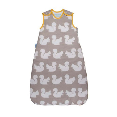 Grobag kissing squirrels anorak sleeping bag