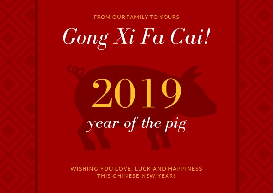 5 Chinese Beauty Tips in the Year of the Pig