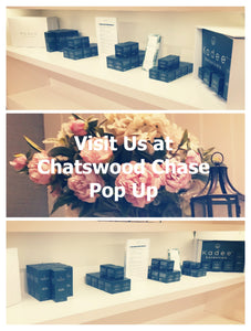Visit Us at Chatswood Chase Pop Up