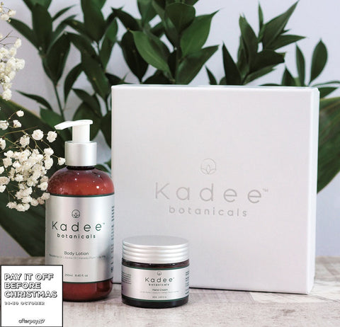 Afterpay Kadee Botanicals Gift Packs