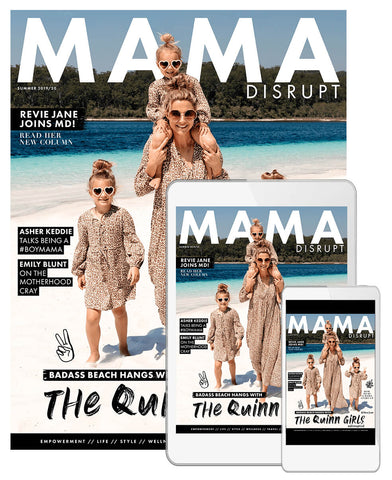 Mama Disrupt Issue 13