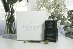 LIMITED TIME Luxury Facial Skincare Pack with Jade Facial Massage Roller