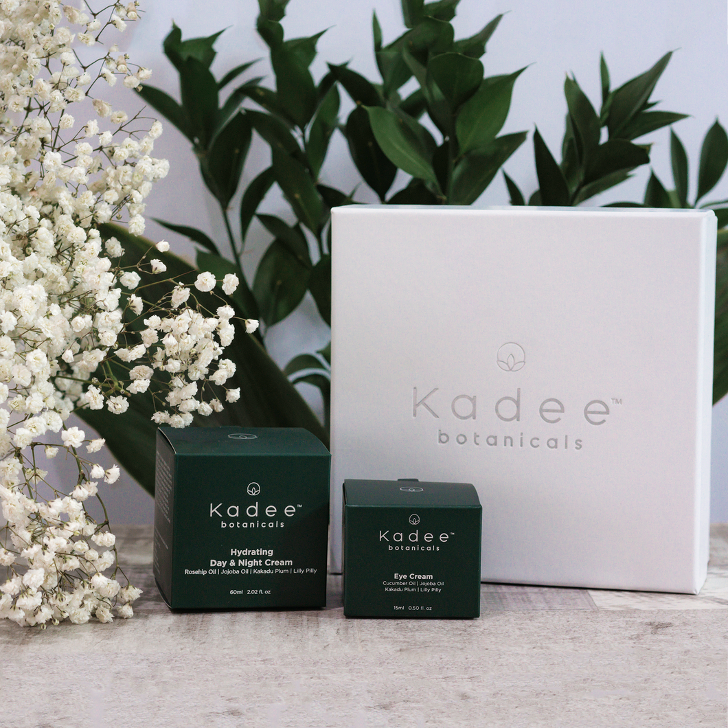 Kadee Botanicals Luxury Facial Skincare Pack