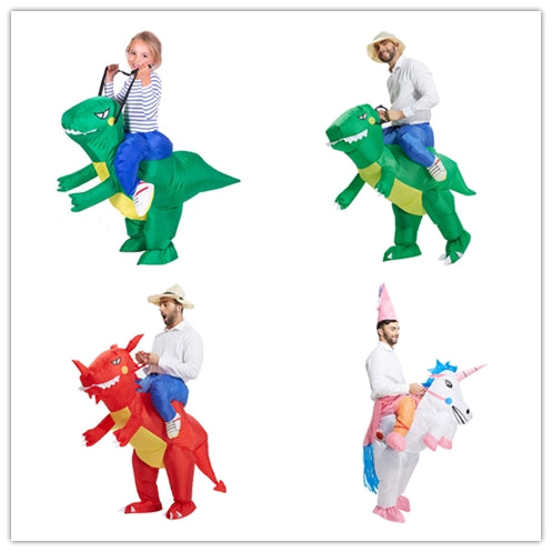 Inflatable Dinosaur Costume for Adult Kids