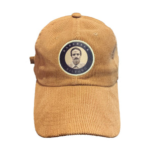 Corduroy Brown Hat