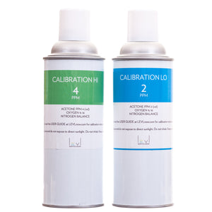Calibration Cylinders LO & HI