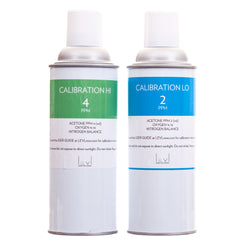 Calibration Canisters LO & HI