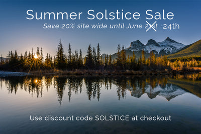 Summer Solstice Sale - EXTENDED