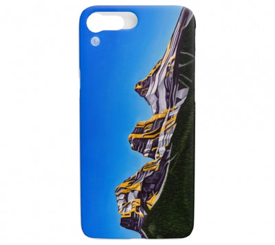 Glowing Sisters smartphone case by Mountain Moves