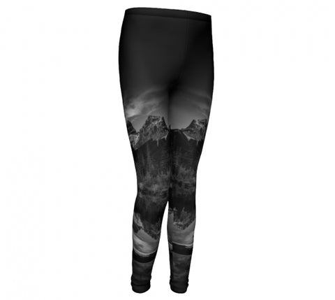 Reflecting Sisters Kids Leggings