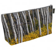 Autumn Aspens Makeup Bag