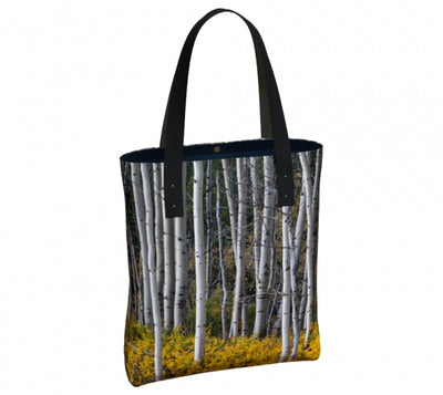 Autumn Aspens Urban Tote Bag
