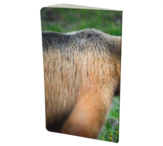 Bear Essentials notebook by Mountain Moves - back cover