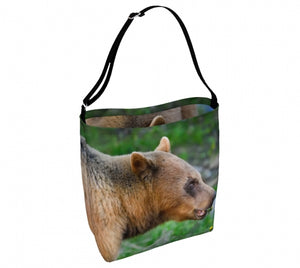 Bear Essentials day tote bag by Mountain Moves