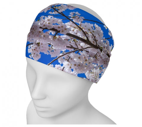 Beneath the Blossoms headband by Mountain Moves