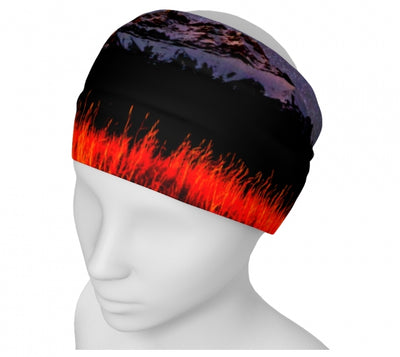 Cascading Stars headband by Mountain Moves