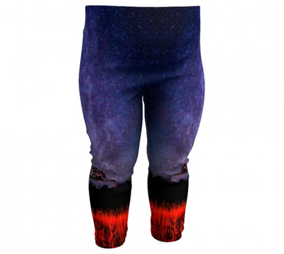 Cascading Stars Baby/Toddler Leggings
