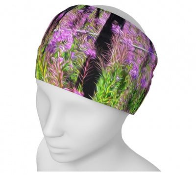 Find Your Fireweed headband by Mountain Moves