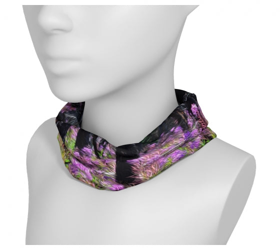 Find Your Fireweed headband/neckwarmer by Mountain Moves