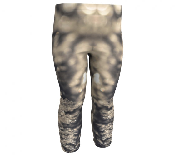 Flaked Out baby leggings by Mountain Moves