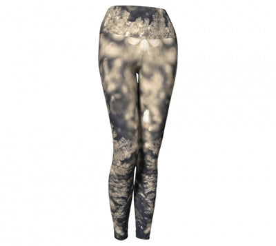 Flaked Out leggings by Mountain Moves
