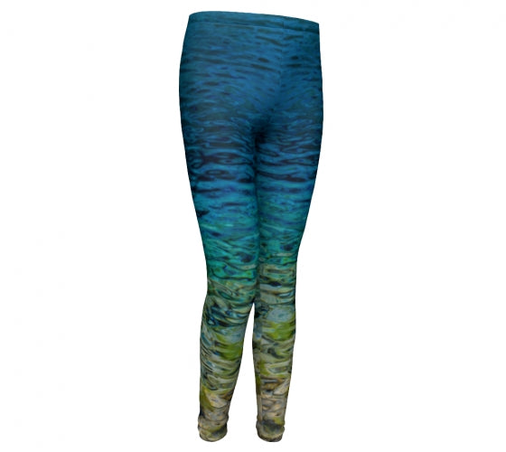 Grassi Lakes kids leggings by Mountain Moves