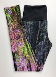 Find Your Fireweed leggings by Mountain Moves