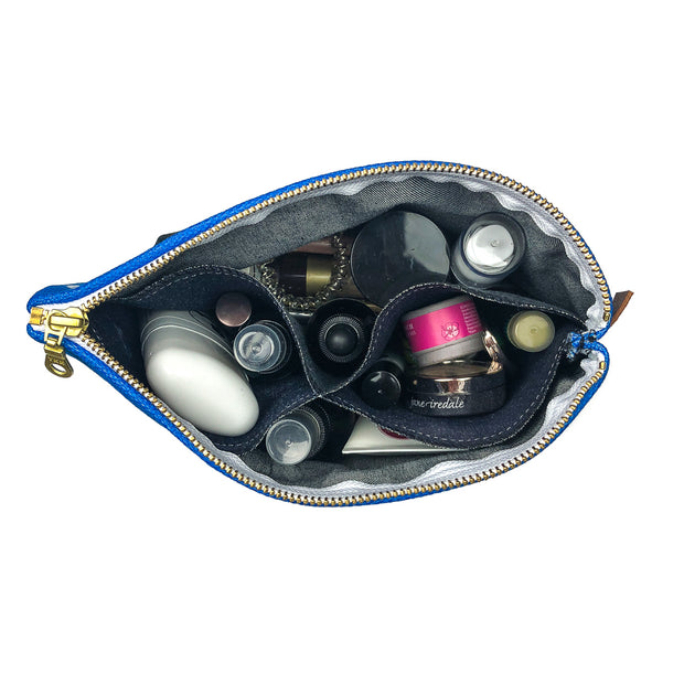 Flaked Out Makeup Bag