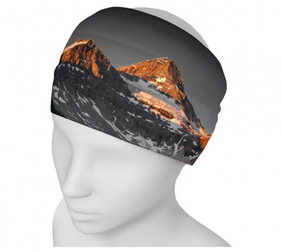 Morning Glow headband by Mountain Moves