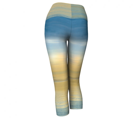 Sea of Calm capris by Mountain Moves