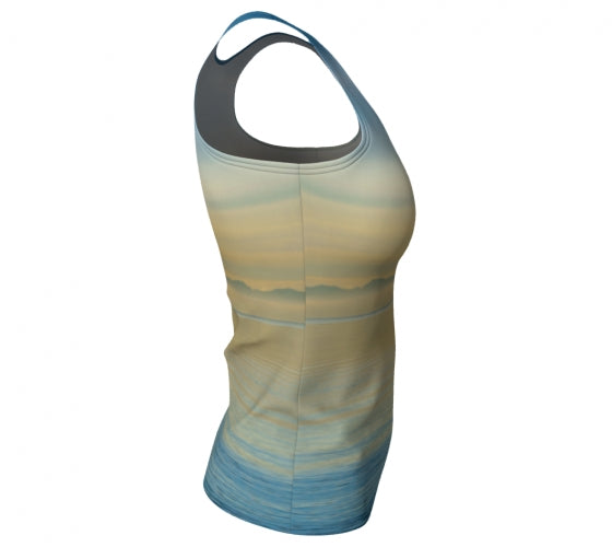 Sea of Calm tank top by Mountain Moves - right