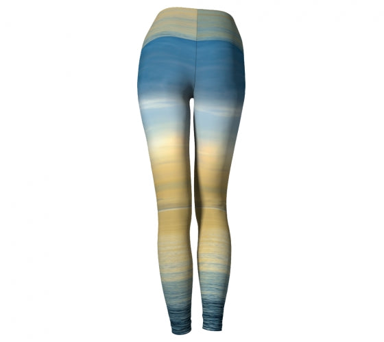 Sea of Calm leggings by Mountain Moves - back