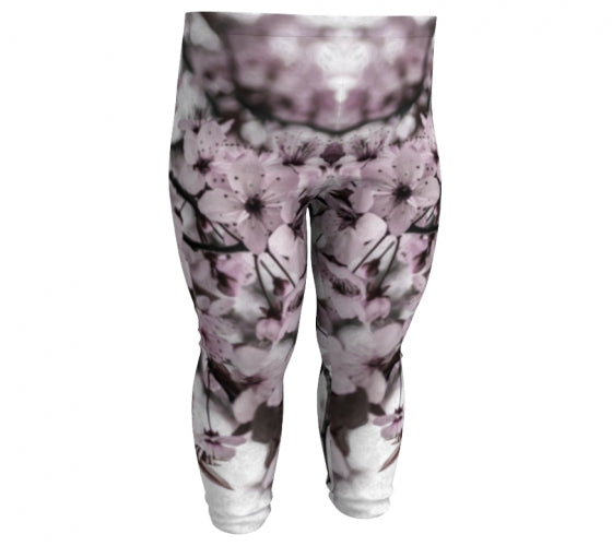 Serene Sakura Baby/Toddler Leggings