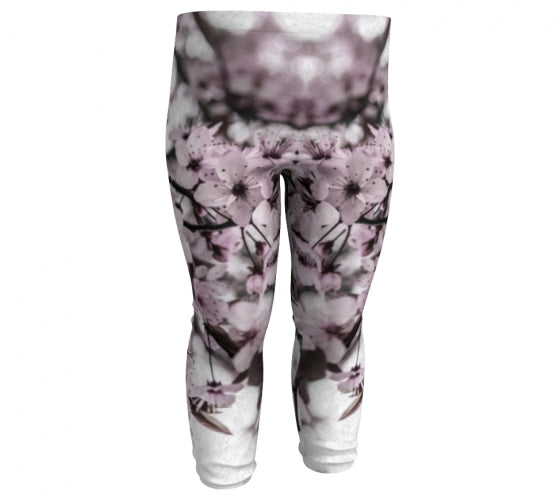 Serene Sakura baby/toddler leggings by Mountain Moves